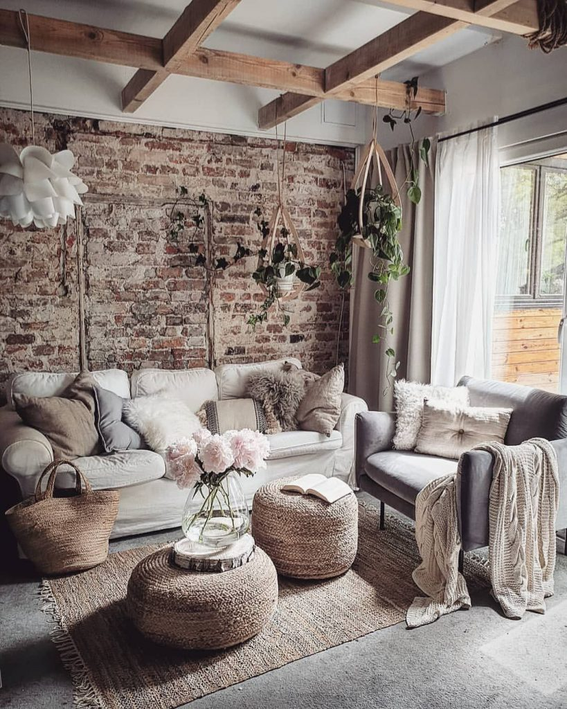 EXPOSED BRICK: EFFECTIVE WALL PATTERNS FOR YOUR HOME