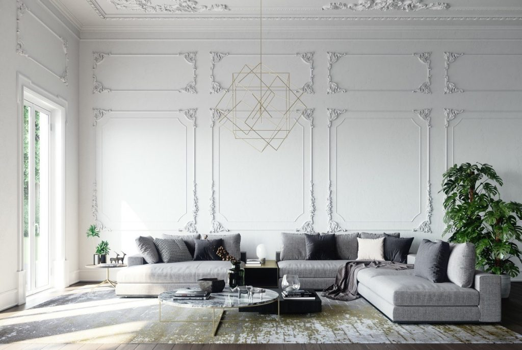 CLASSICAL BACKDROPS: EFFECTIVE WALL PATTERNS FOR YOUR HOME
