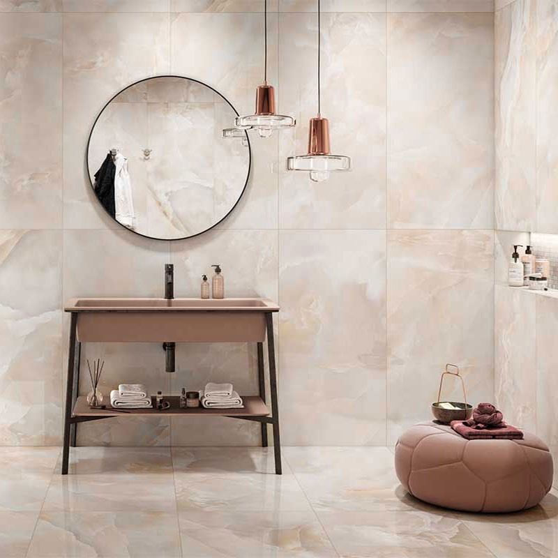 ONYX PORCELAIN TILE: EFFECTIVE WALL PATTERNS FOR YOUR HOME