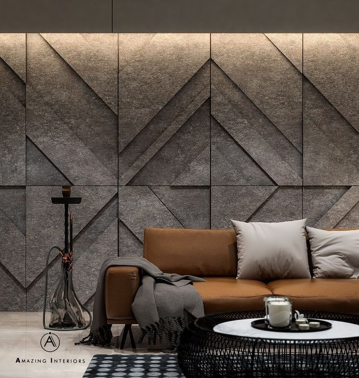 3D WALL DÉCOR: EFFECTIVE WALL PATTERNS FOR YOUR HOME